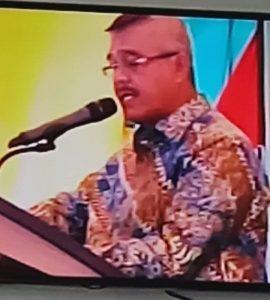 Peresmian 85 Pengadilan dan Mahkamah Syar'iyah Baru yang dipusatkan  di Talaud  Sulawesi Utara