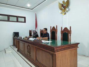Sosialisasi hasil pembinaan  Pimpinan Mahkamah Syar'iyah Aceh