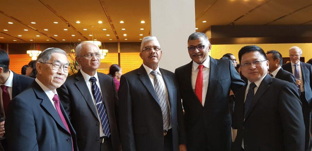 KETUA MAHKAMAH AGUNG HADIRI OPENING LEGAL YEAR 2019 SINGAPURA