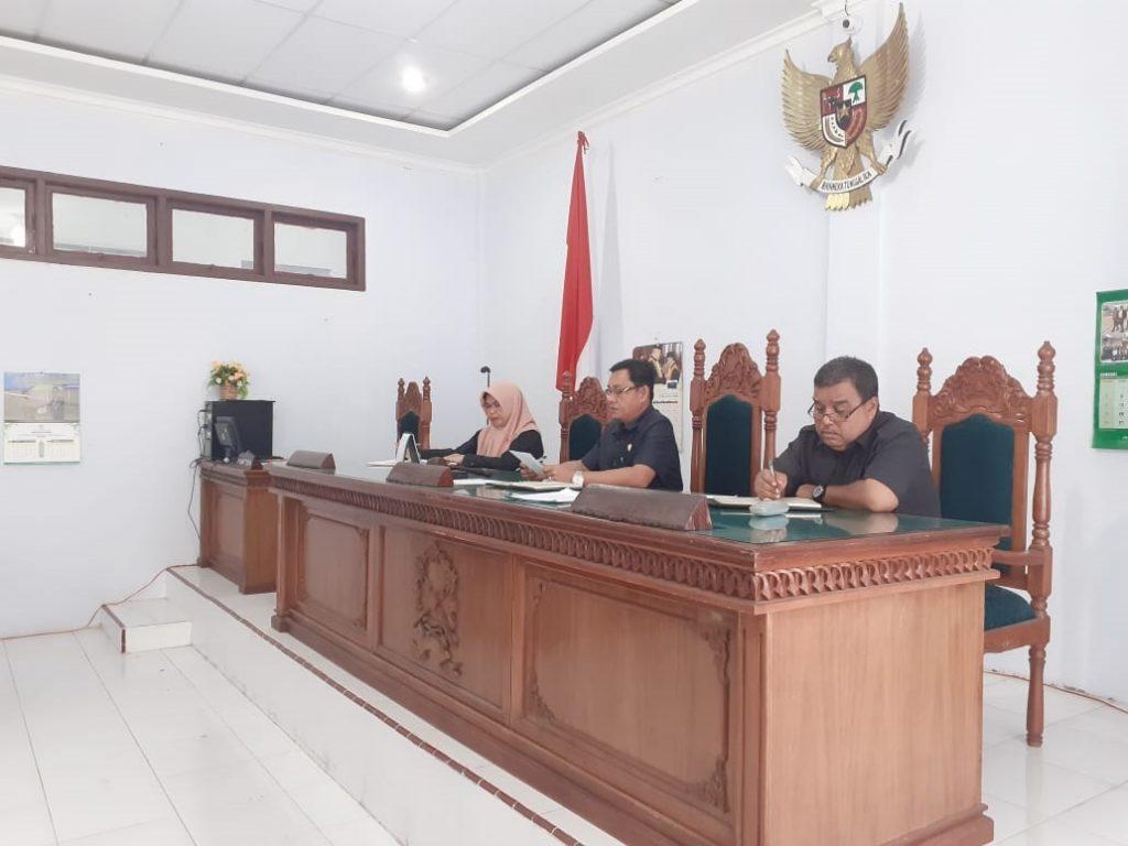 Sosialisasi Dan Pembinaan Oleh Unsur Pimpinan Mahkamah Syar'iyah Meulaboh