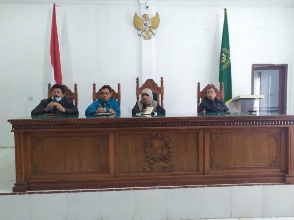Kunjungan Ketua MS Aceh Ke MS Meulaboh