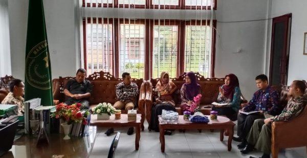 Rapat Pimpinan Dan Hakim MS Meulaboh
