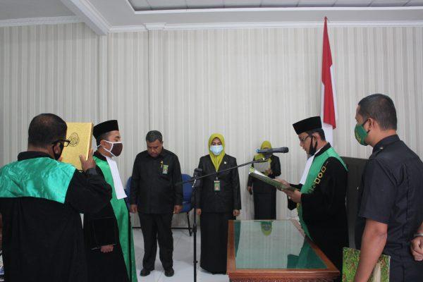 Pengambilan Sumpah Jabatan dan Pelantikan Wakil Ketua MS Meulaboh